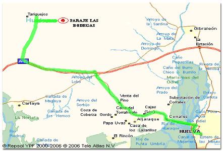 Desde Huelva