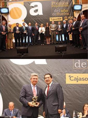 """Premio """"Empresario del año"""""""